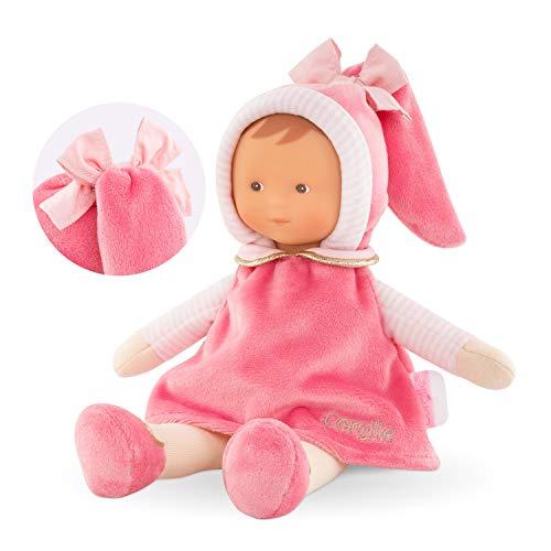 Corolle- Miss Rose Pays des rêves Doudou poupée, 010050