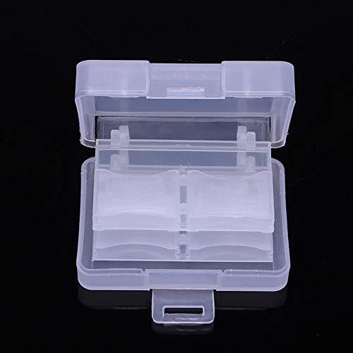 Aufbewahrungsbox für 8 SD-Speicherkarten, wasserabweisend, dünn, harte Wand