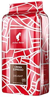 Julius Meinl Medium Roasted Coffee Beans Crema Espresso Classico 2.2 Lb Bag. Imported from Austria.