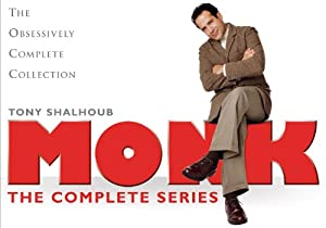 Monk: The Complete Series - Limited Edition Sale and Online and review