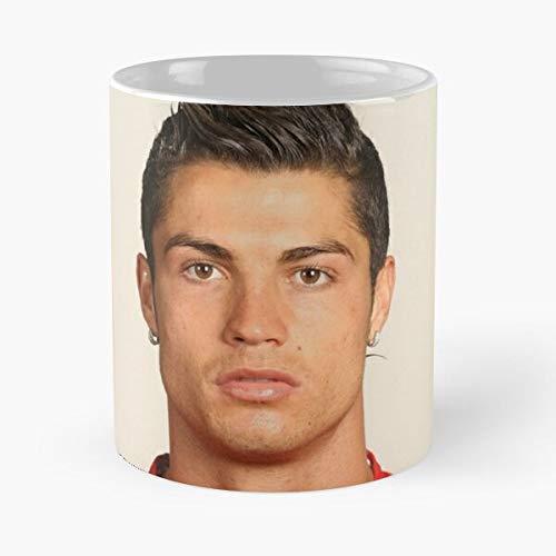Cristiano Ronaldo Juventus Football Star Novelty Gift Coffee Tea Mug Cup 11 oz