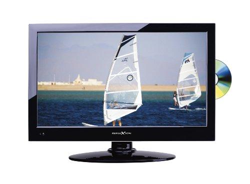Reflexion LDD2452 60cm 24 LED Fernseher EEK: B mit Tripletuner und DVD-Player - Energieeffizienzklasse B