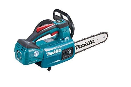 マキタ 充電式チェンソー ガイドバー200mm 青 18V バッテリ充電器別売 MUC204DZ