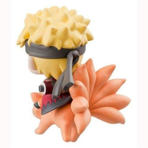 ! Megahobi EXPO It 's a nine-tailed Petit Chara Land NARUTO Shippuden Naruto 2013 SPRING (japan import)