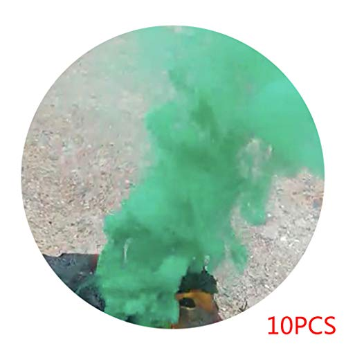 10pcs/6pcs Smoke Cake Outdoor Indoor Filmmaking Photo Shooting Special Effect Props Photography Aids Tool