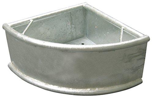 Kerbl 32482 - Triángulo (Acabado Resistente, galvanizado en Caliente)