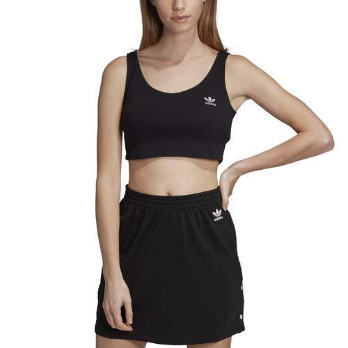 Adidas Originals Sc - Camiseta de tirantes para mujer -  Negro -  X-Small