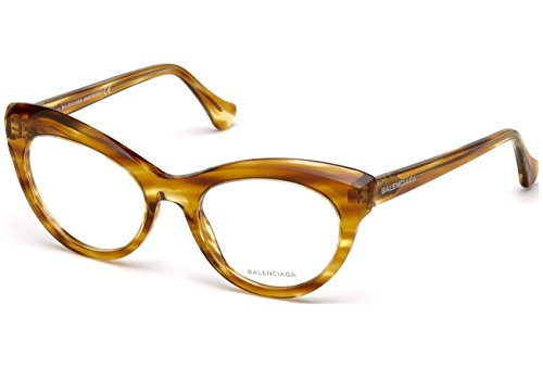 Balenciaga Balenciaga Frame BA5068 047 -52 -19 -140 Balenciaga Cateye Brillengestelle 52, Yellow