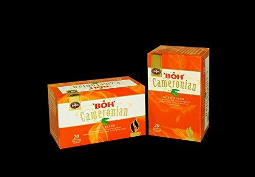 キャメロンハイランド高級紅茶BOH・ボーティー キャメロニアンゴールドブレンド (1箱・20ティーパック Cameronian Gold Blend)
