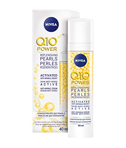NIVEA Q10 plus Anti-Wrinkle Serum Pearls, 40mL
