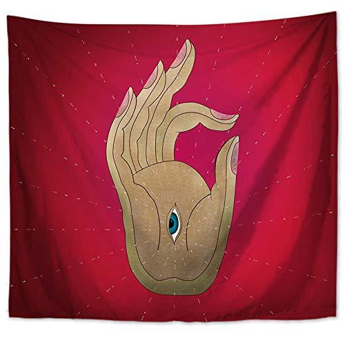 JokerDmask Tapiz Tapestry Poliéster Wall Hanging Bedsheet Decoración Sala Habitación Toallas De P