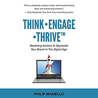 Think - Engage - Thrive cover art