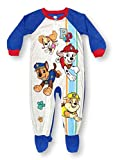 Paw Patrol Pajamas for Toddlers Blanket Sleeper Pup Squad Footed PJs (5T) Gray