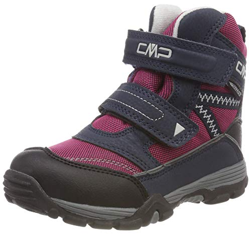 CMP Unisex-Kinder Pyry Bootsportschuhe, Pink (Strawberry B833), 27 EU