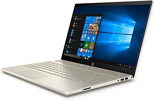 15.6-inch HP Pavilion FHD Touchscreen Quad-Core i7-8550U