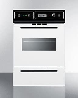 Summit WTM7212KW Kitchen Cooking Range, White
