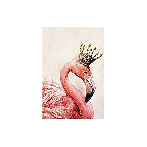 Geiqianjiumai twee paar vogel dierenfoto posters en afdrukken canvas moderne woonwand kunst frameloos schilderwerk in de woonkamer slaapkamer