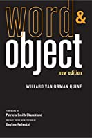 Word and Object, new edition (The MIT Press)