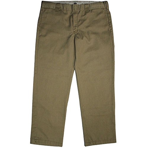 Dickies 873 Slim Straight Work Pant Pigment Dyed Suede