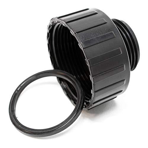 Wiltec SunSun Ersatzteil Verbinder Teichpumpe Gartenteichpumpe Tauchpumpe von 47,44 mm auf 32,89 mm