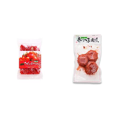 [2点セット] 収穫の朝 さくらんぼグラッセ ラム酒風味(180g)・赤かぶ丸漬け(150g)