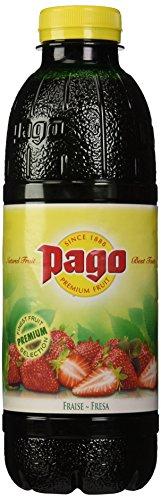 Pago Fruchtsaft Erdbeere, PET - 0.75L
