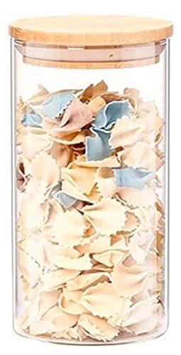 貯蔵タンク 食品保存容器 キャニスター ガラス密封びん 食品保存瓶 キッチン収納 コーヒー豆 お茶 スナック キャンディー 砂糖 保存容器 750ml