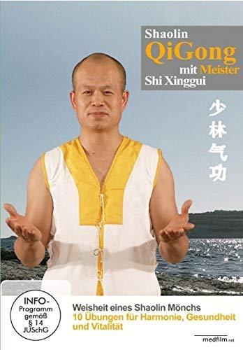 Shaolin Qi Gong mit Meister Shi Xinggui - Weisheit eines Shaolin Mönchs