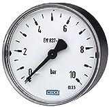 WIKA A. Wiegand WIKA 111.12 9083952 NG63 - Manómetro (0 a 10 bar)