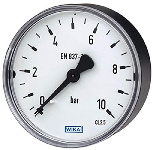 Manometer, NG63, 0-10 bar - WIKA 111.12 - 9083952
