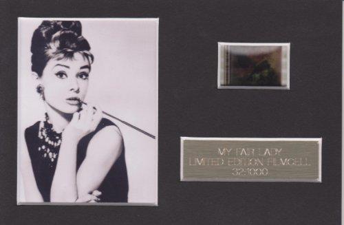Edizione limitata di Audrey Hepburn, dal Film Cell