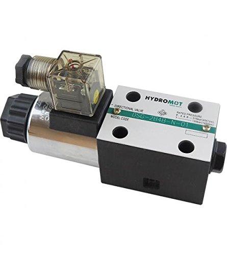 Magnetventil (Wegeventil), NG06, 2B4B Größe 24V