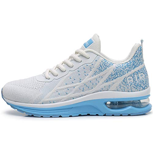 GANNOU Women's Athletic Running Shoes