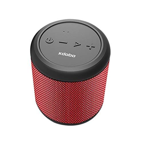 Braven Lautsprecher 15w Hohe Leistung Mini Tragbarer Bluetooth Subwoofer Lanyard Design Ipx6 Wasserdichtes Design,red