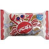 三立製菓 かにぱん 2枚X1箱(9袋)