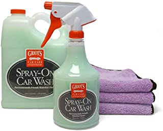 Griots Garage Waterless Spray-On Car Wash Complete Kit