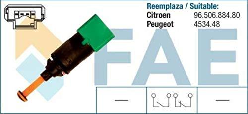 SPECTROMATIC 24899 interruptor de luz de parada para CITROEN C3 C4 C5 para Peugeot 9650688480 453448