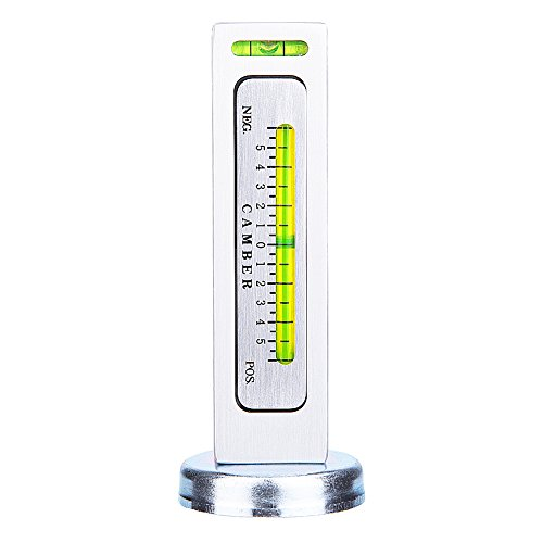 Outil de Magnétomètre, Universel Réglable Voiture Magnétomètre Outil Camion Roulette Courbée Alignement de la Roue