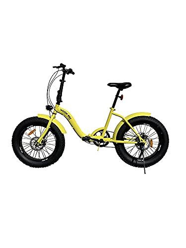 BeBikes CR3Y bicicletta Acciaio Giallo
