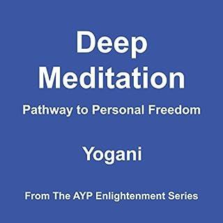 Deep Meditation audiobook cover art