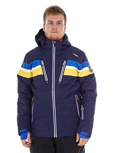 CMP Skijacke Snowboardjacke BLAU CLIMAPROTECT® WP 5000MM ISOLIEREND 3W03477 (50)