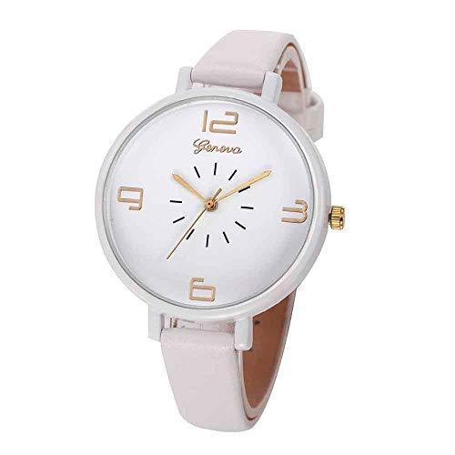 Uhren für Frauen Uhren Frauen Uhren Frauen Luxusmarke Casual Checkers Kunstleder Quarz Analog Wrist Watch Mädchen Uhr Würde