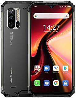 Ulefone Armor 7【2020】 Móvil Resistente,Helio P90 Octa Core 8GB RAM + 128GB ROM, Android 10 IP68 Robusto Teléfono,Cámara 48...