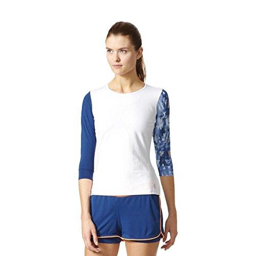 adidas Essex Camiseta de Tenis para Mujer, Color, tamaño 2XS