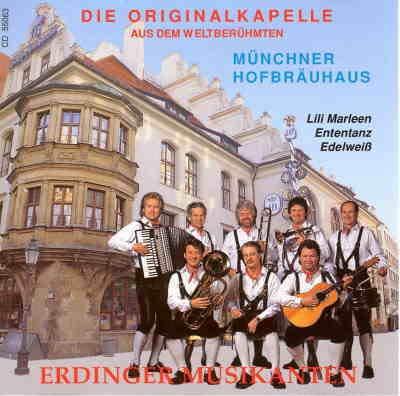 From the World Famous Munich Hofbrauhaus (Beer Garden)