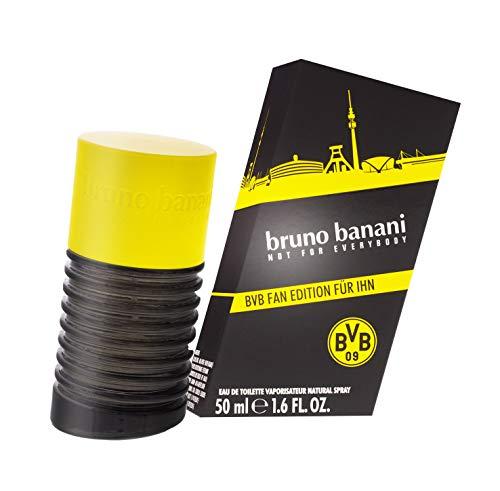2 x Bruno Banani EDT je 50ml For Men BVB 09 Fan Edition Für echte Fans