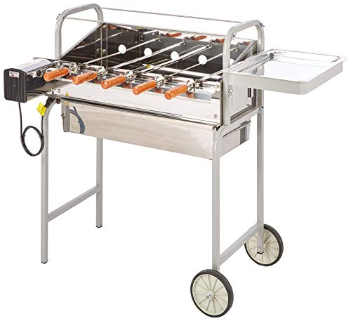 Ohrstecker Italien Automatic 164Grill, Silber, 112x 47x 93cm