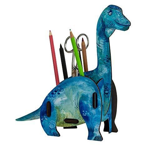 Werkhaus Stiftebox Brachiosaurus Dinosaurier