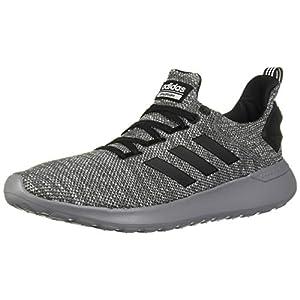 adidas Men's Lite Racer BYD Running Shoe, Grey Five/Black/Grey Metallic, 9 Medium US