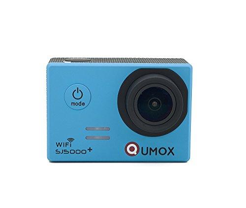 QUMOX origine SJ5000+ WIFI SJ-5000, plus de sport Casque Action Camera Ambarella A7LS75 DSP + Panasonic 16 mégapixels avec capteur CMOS 30fps 1080P 720P 60fps Full-HD 1.5 pouces 1.5'' 170° Objectif pl